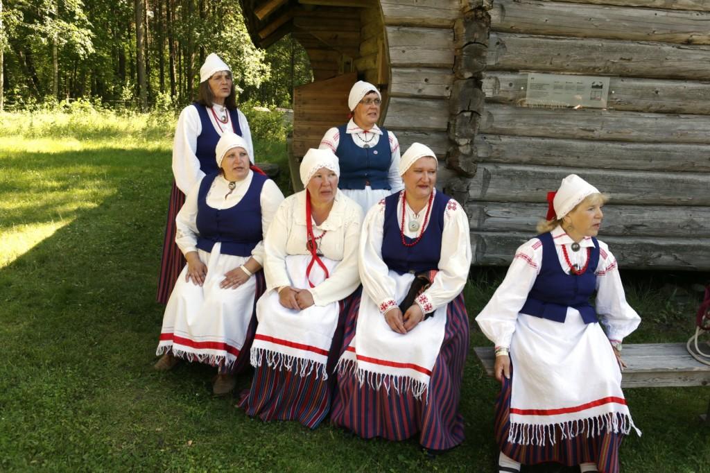 Folkloorirühm Kõivokõsõ
