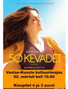 Kino 50 kevadet