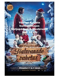 Kino jõuluvanade vahetus 8.02.18