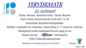 TERVISEMATK Eesti 100-2