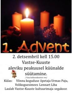I advent 2018