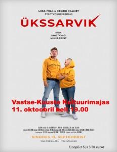 Film Ükssarv 11.10