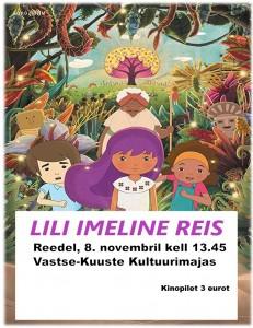 Lili imeline reis.