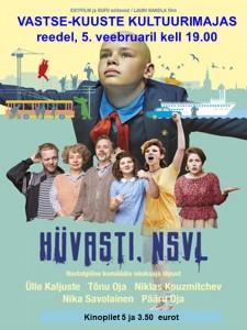 Hüvasti, NSVL.