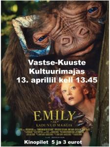 Emili ja kadunud maagia. 13.04.21